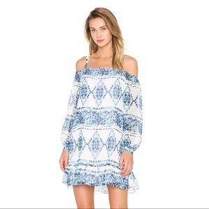 NWOT Revolve BCBGENERATION Off Shoulder Dress